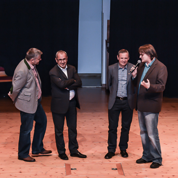 Interview mit den Bürgermeistern von Serfaus, Fiss und Ladis