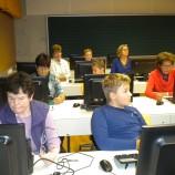 Tablet-Kurs für Senioren