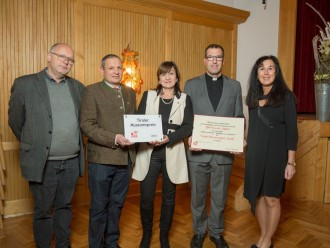 Pfarrmuseum Serfaus erhält Tiroler Museumspreis