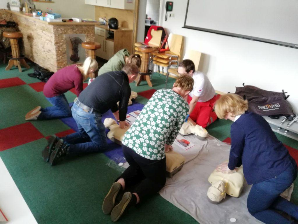 Erste Hilfe Kurs in Ladis